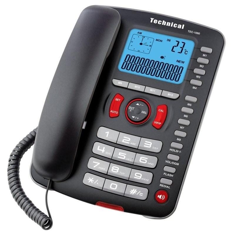 تصویر تلفن تکنیکال مدل TEC-1090