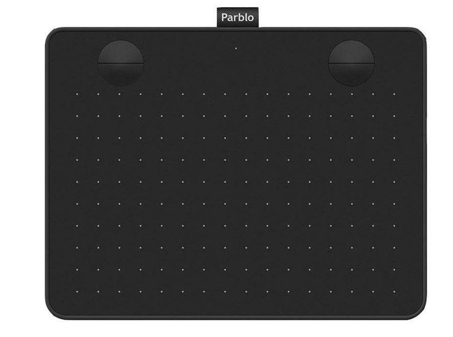 تصویر قلم نوری پاربلو مدل A۶۴۰ Parblo A640 Graphic Table Display