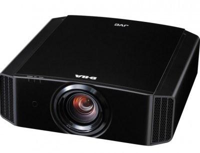 تصویر ویدئو پروژکتور جی وی سی JVC DLA-X5900BE : خانگی، 3D، روشنایی 1800 لومنز، رزولوشن 1920x1080 4K enhanced HD