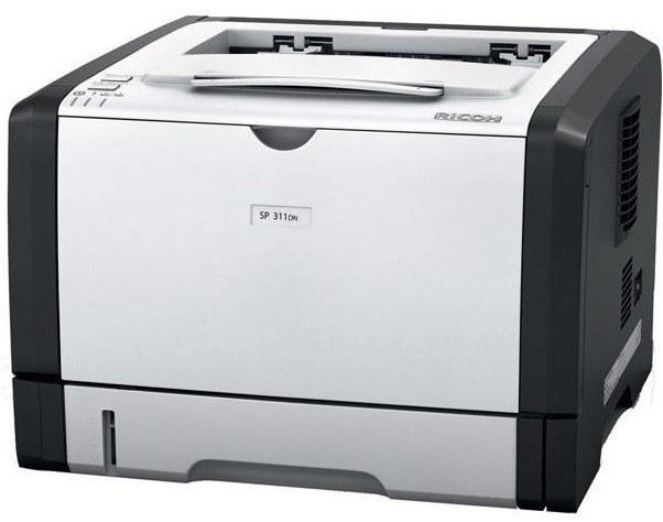 تصویر پرینتر لیزری ریکو مدل اس پی 311 پرینتر ریکو SP 311DN Laser Printer