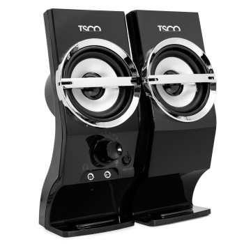 عکس اسپیکر رومیزی تسکو مدل TS 2060 اتصال با سیم اسپیکر-رومیزی-تسکو-مدل-ts-2060