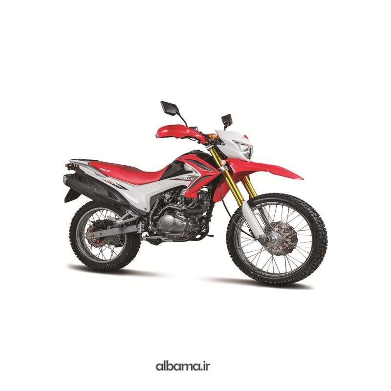 موتور سیکلت CRF 200 فلات
