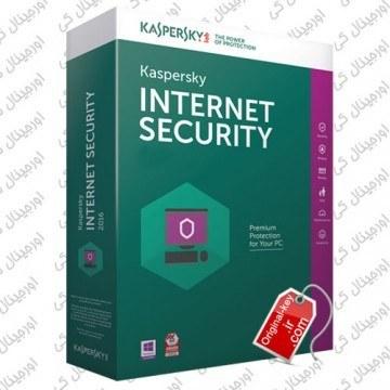 آنتی ویروس اورجینال Kaspersky Internet Security |