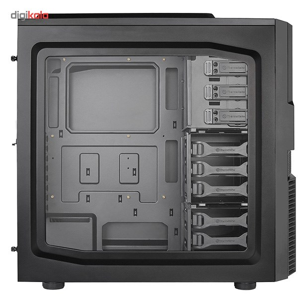 img کیس ترمالتیک مدل Commander G42 کیس Case ترمالتیک Commander G42 Mid Tower Case