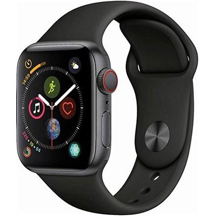 تصویر ساعت هوشمند اپل واچ سری ۴ مدل ۴۴mm Aluminum Case Sport Band ا Apple watch series 4 Apple watch series 4