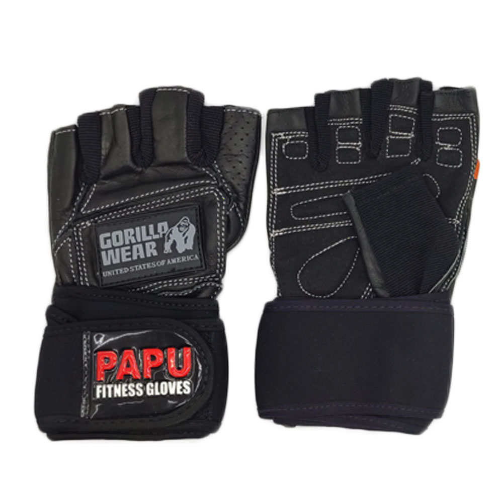 تصویر دستکش بدنسازی گوریلا ویر مدل PAPU2020