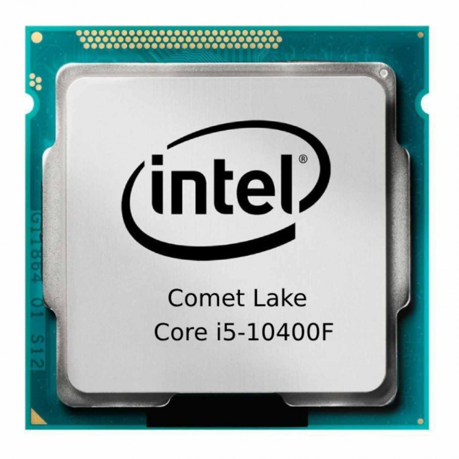 تصویر پردازنده اینتل Intel Core i5-10400F