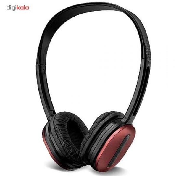 img هدست بيسيم رپو مدل H1030 Rapoo H1030 Wireless Stereo Headset