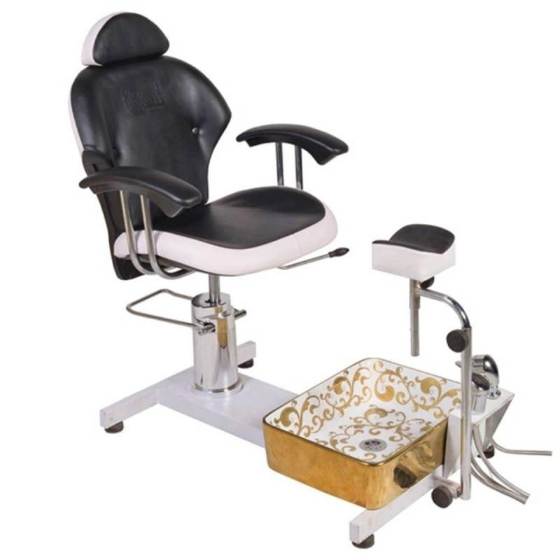 صندلی آرایشگاهی مناسب پدیکور صنعت نواز مدل SN-6894
