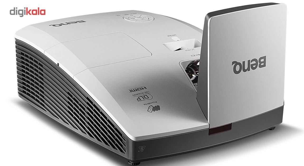تصویر ویدئو پروژکتور بنکیو مدل MW855UST ویدئو پروژکتور بنکیو MW855UST WXGA DLP Projector