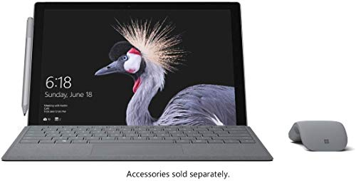 عکس Microsoft Surface 4 Pro Laptop، Intel Core i7-6650U، 16 GB RAM، 256 GB SSD، Windows 10 Pro - KGP-00001 - قلم گنجانده نشده (تجدید شده)  microsoft-surface-4-pro-laptop-intel-core-i7-6650u-16-gb-ram-256-gb-ssd-windows-10-pro-kgp-00001-قلم-گنجانده-نشده-تجدید-شده