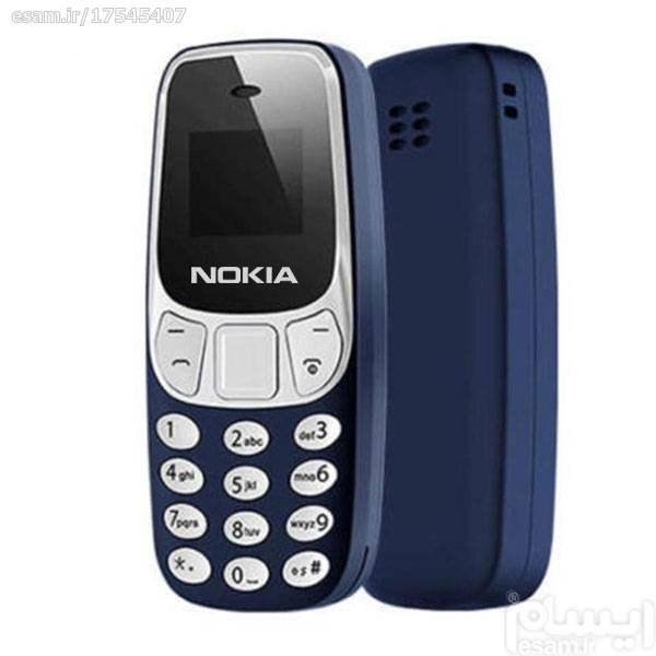 تصویر گوشی موبایل دکمه ای M10 انگشتی