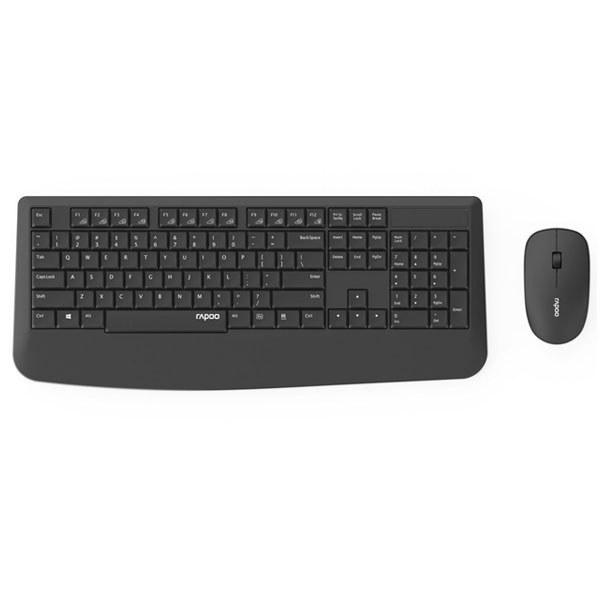 main images کیبورد و ماوس بی سیم رپو مدل X1900 Rapoo X1900 Wireless Keyboard and Mouse