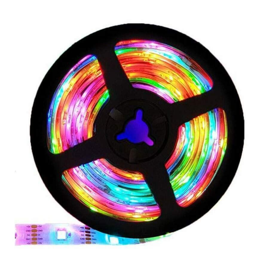تصویر ال ای دی هوشمند لایف اسمارت Cololight Strip 30LEDs/M RGB LifeSmart Cololight Strip 30LEDs/M RGB Smart LED