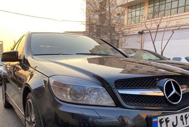 خودرو بنز، c200، 1389