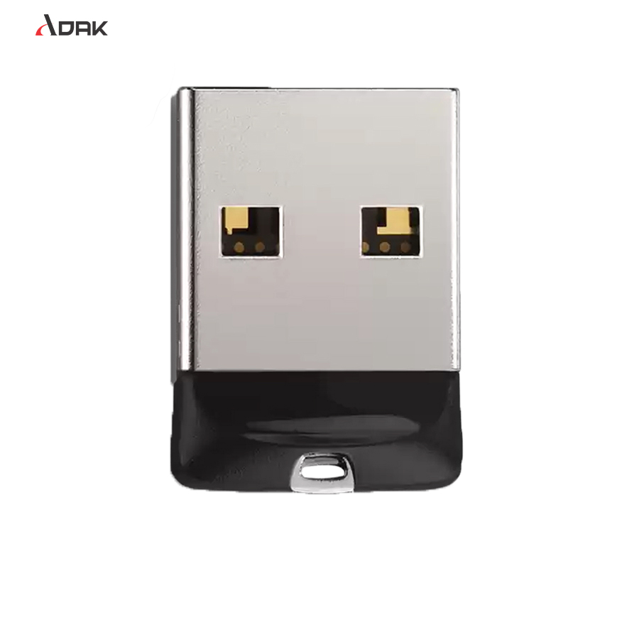 تصویر فلش مموری سن دیسک مدل CRUZER Fit USB FLASH DRIVE ظرفیت ۱۶ گیگابایت