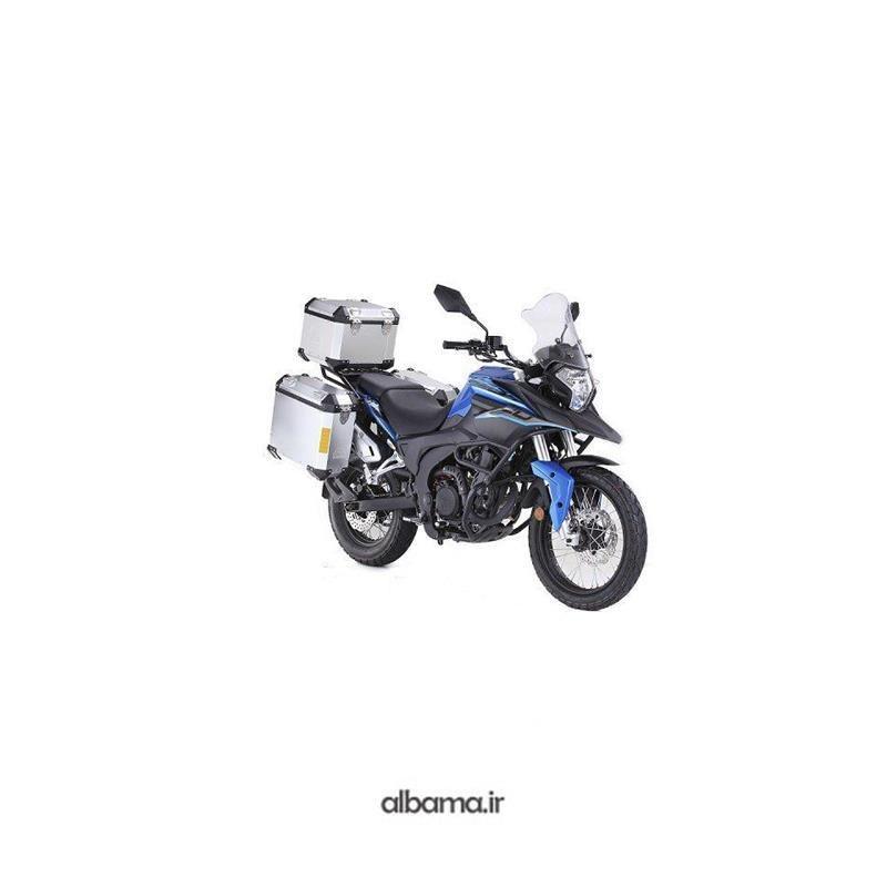 موتورسیکلت نامی RX249 نیرومحرکه