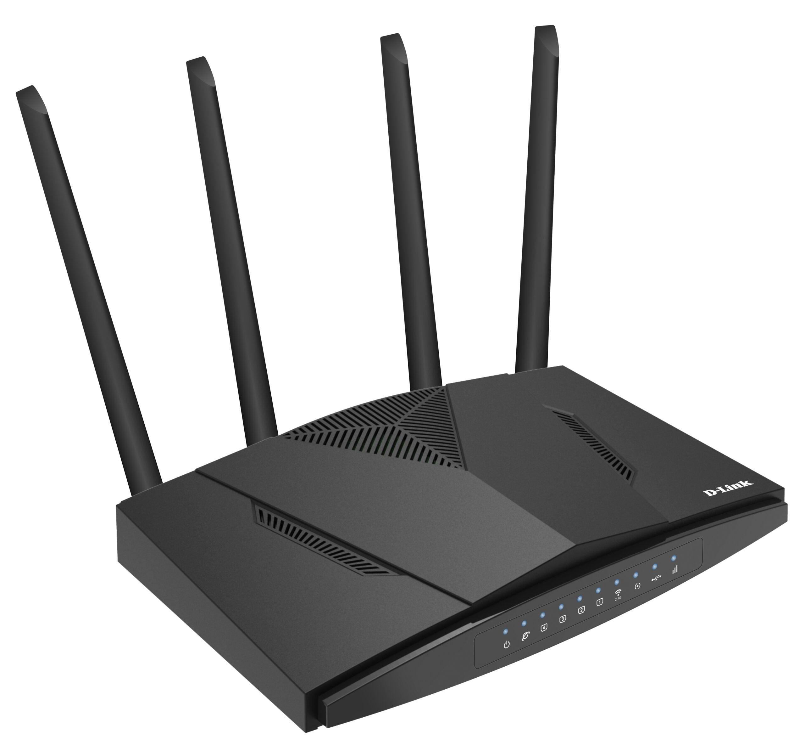 تصویر مودم 3G/4G/LTE شرکت D-LINK مدل DWR-921