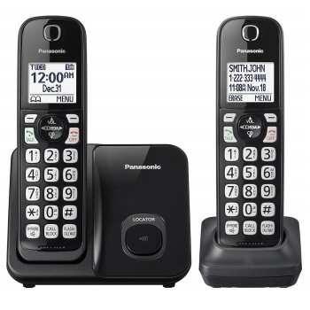 تصویر تلفن بی سیم پاناسونیک مدل KX-TGD512