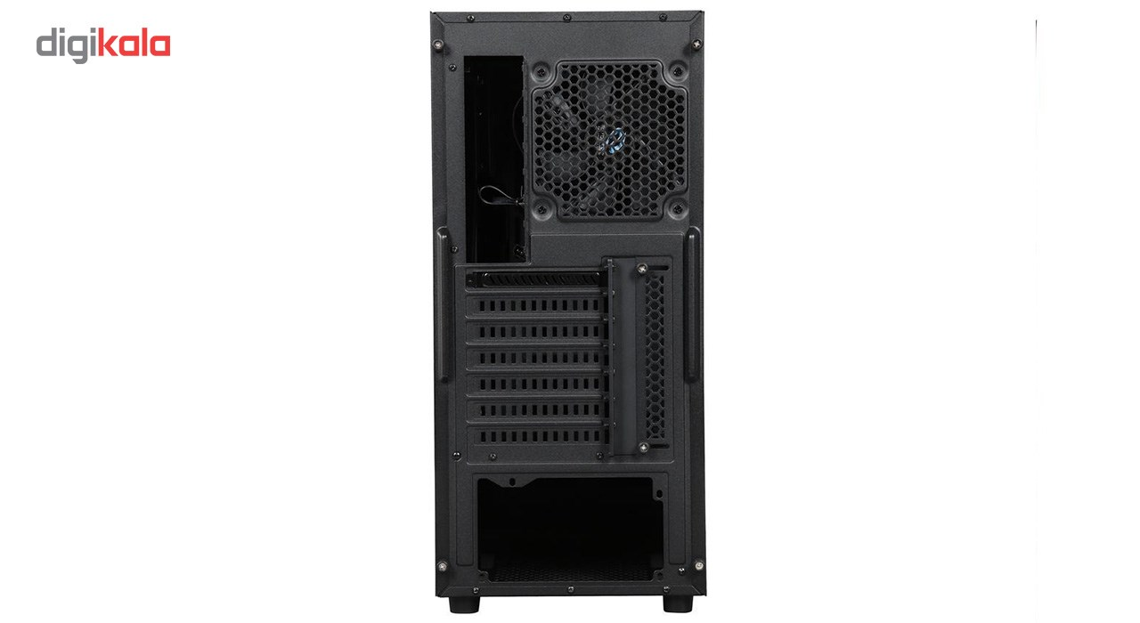 img کیس ریدمکس مدل دلتا کیسیس Raidmax Delta Chassis With Window Tower ATX Case