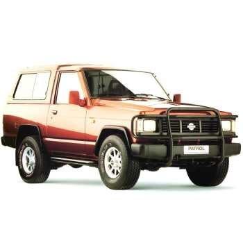 خودرو نیسان پاترول دنده ای سال 1986