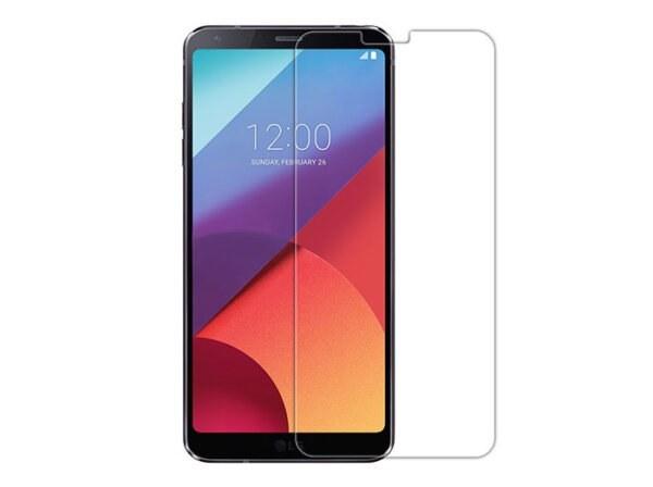 تصویر گلس شیشه ای گوشی LG G6