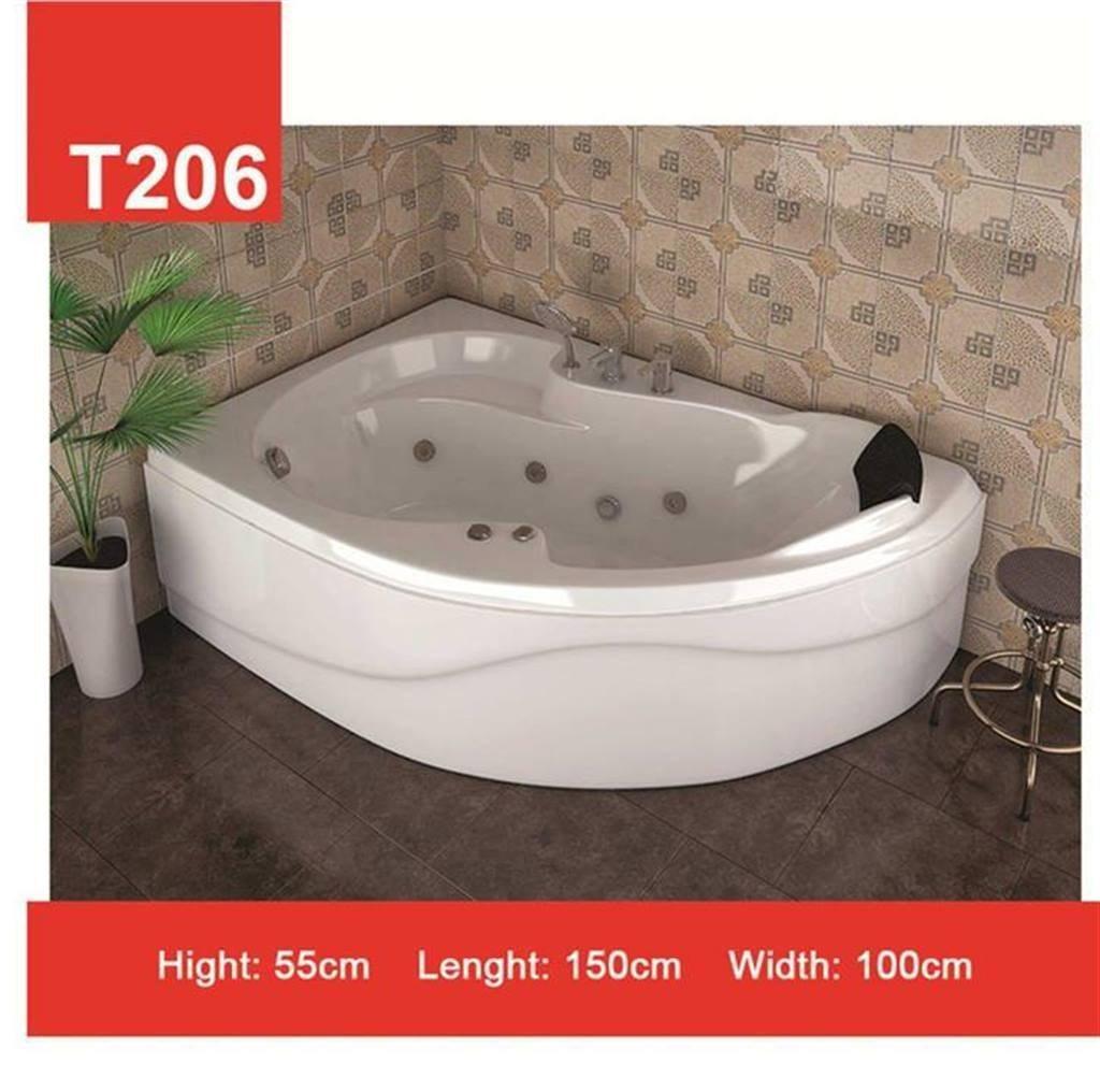 وان و جکوزی حمام Tenser مدل T206 |