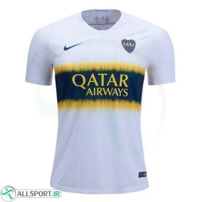 پیراهن دوم بوکاجونیورز Boca Juniors 2018-19 Away Soccer Jersey