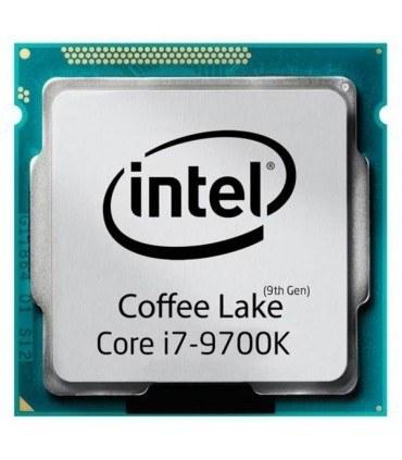 تصویر قیمت و خرید پردازنده مرکزی اینتل سری Coffee Lake مدل i7-9700K (BOX) ا Intel Core i7-9700K Coffee Lake CPU (BOX) Intel Core i7-9700K Coffee Lake CPU (BOX)