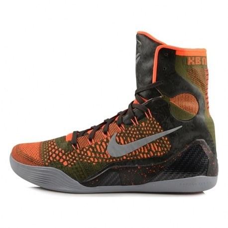 کفش بسکتبال نایک کوبه Nike Kobe Ix Elite Sequoia 630847-303
