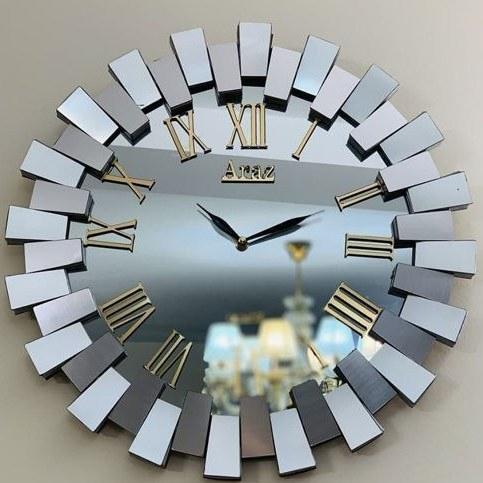 تصویر ساعت دیواری خورشیدی