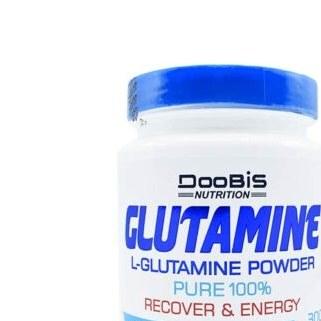 تصویر مکمل ال گلوتامین گلوتابیس دوبیس 300 گرم Doobis Glutabis L-Glutamine 300 g