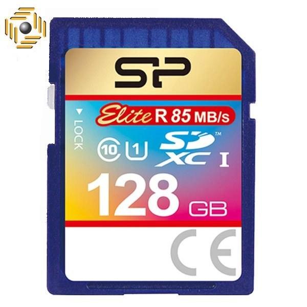 عکس کارت حافظه SDXC سیلیکون پاور مدل Elite کلاس 10 استاندارد UHS-I U1 سرعت 85MBps ظرفیت 128 گیگابایت  کارت-حافظه-sdxc-سیلیکون-پاور-مدل-elite-کلاس-10-استاندارد-uhs-i-u1-سرعت-85mbps-ظرفیت-128-گیگابایت