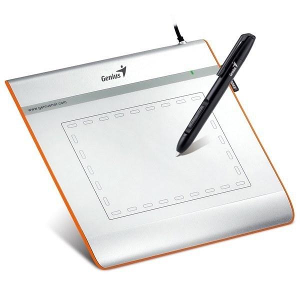 قلم نوری جنیوس مدل ایزی پن آی ۴۰۵ ایکس