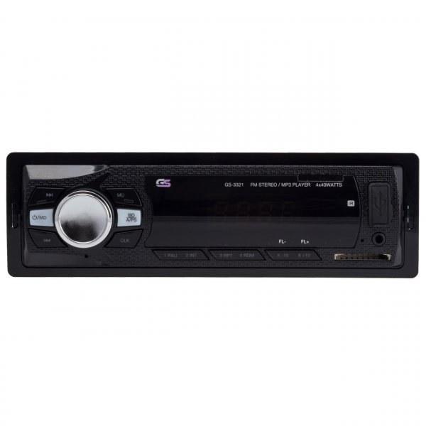 G-SHAKE GS-3321 Car Audio Player