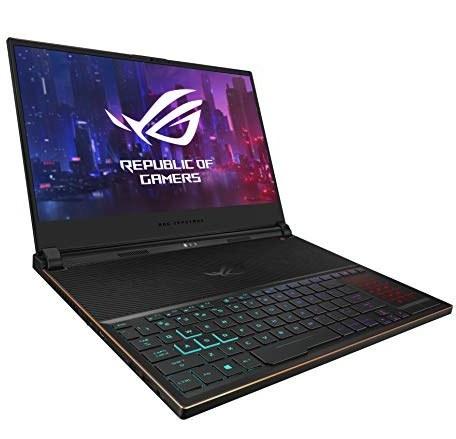 تصویر ASUS ROG Zephyrus S Ultra Slim Gaming Laptop, 15.6...