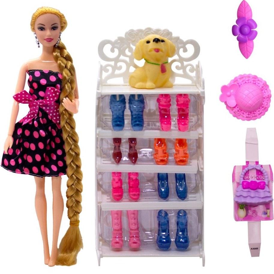 تصویر عروسک باربی Fashion Doll