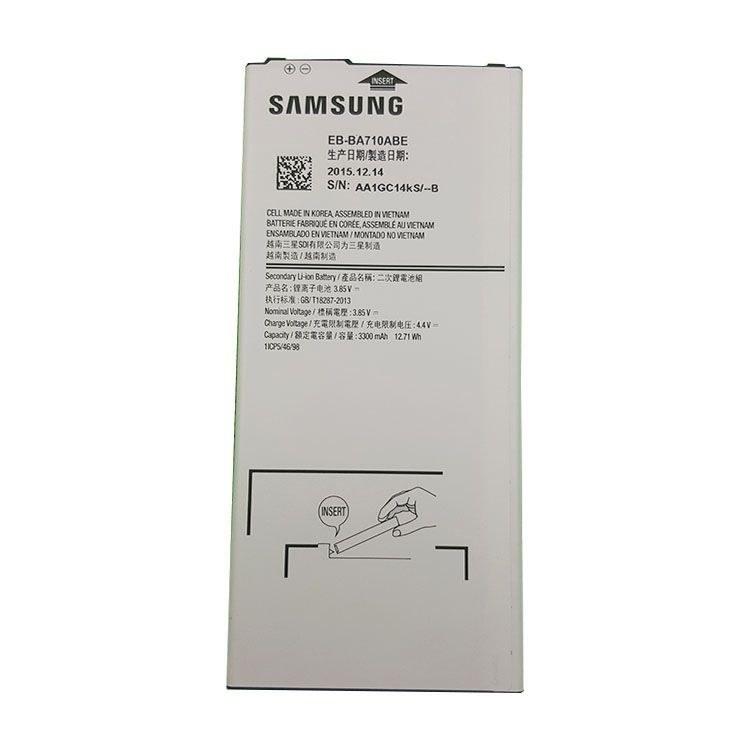 main images باتری اصلی گوشی سامسونگ Galaxy A7 2016-A710 (EB-BA710ABE) Samsung Galaxy A7-2016 A710 Original Battery