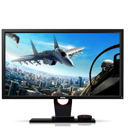 تصویر مانیتور 24 اینچ بنکیو مدل ایکس ال 2430 تی مانیتور بنکیو XL2430T WideScreen Gaming Monitor