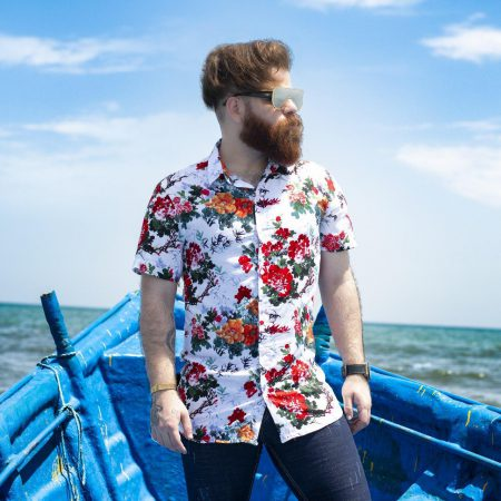 پیراهن هاوایی -کد۱۳۲۹