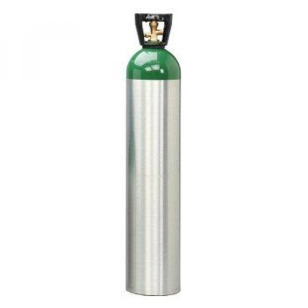 تصویر کپسول اکسیژن حجم 10 لیتر