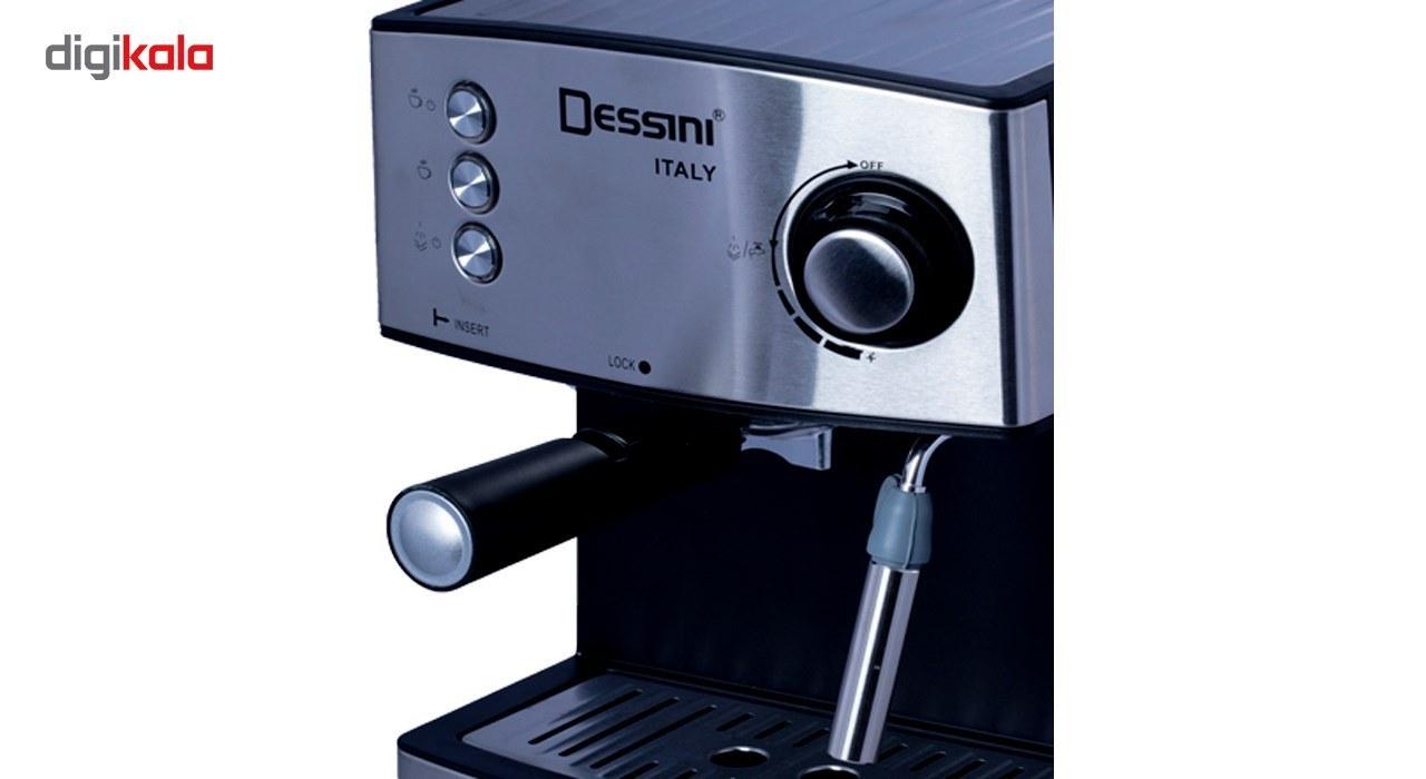 تصویر اسپرسوساز دسینی مدل DESSINI-111