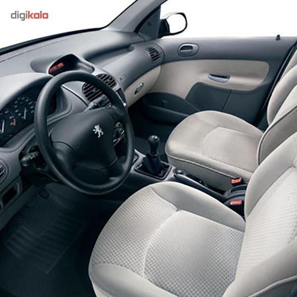 عکس خودرو پژو 206 تیپ 6 اتوماتیک سال 1395 Peugeot 206 Trim 6 1395 AT خودرو-پژو-206-تیپ-6-اتوماتیک-سال-1395 29