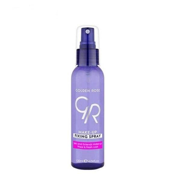 تصویر اسپری تثبیت کننده آرایشگلدن رز golden rose makeup fixing spray