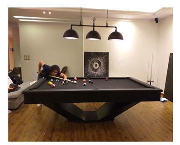 تصویر میز بیلیارد 8 فوت سه بعدی V3D