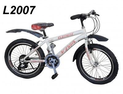دوچرخه  دنده ای سایز 20 مدل L2007 با ارسال رایگان
