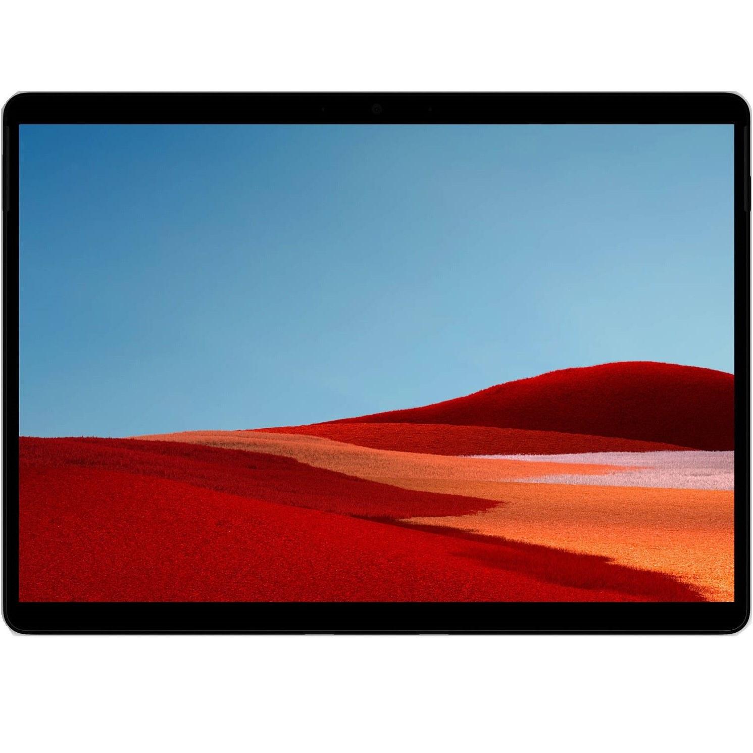 تصویر تبلت مایکروسافت مدل  Surface Pro X LTE – B ظرفیت 256 گیگابایت