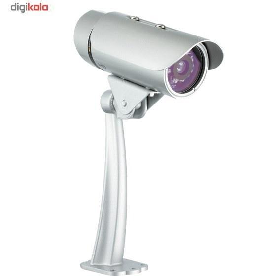 تصویر دوربین HD IR ثابت تحت شبکه دی لینک مدل DCS-7110