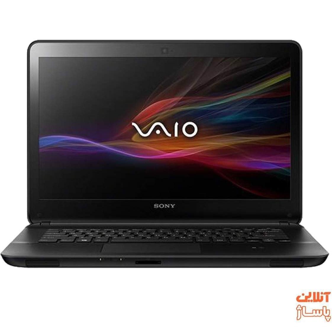 تصویر لپ تاپ سونی وایو فیت 14E Sony VAIO Fit 14E SVF1432SGW