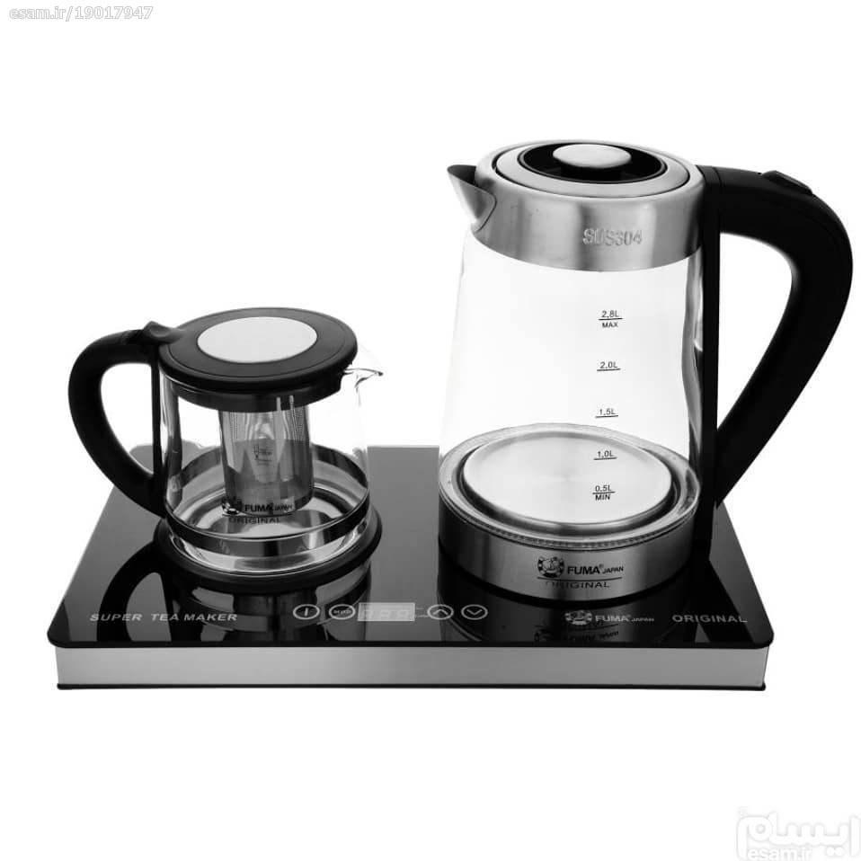 main images چای ساز فوما مدل FU 769 FUMA FU-769 Tea Maker